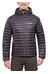 Rab Microlight Alpine Jacket Men Beluga/Squash